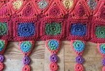 Crochet Edgings / by Marina Van Rijswijk