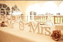 Wedding 9/28/13 / by Marysa