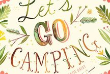 Camping/Travel / by Jessica Bone Walter