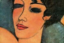 Modigliani / by Pamela Scott