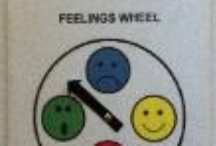 Feelings Wheels / by Pam Dyson
