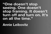 Annie Leibovitz / by Pamela Scott