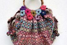 Crochet Bags / by Marina Van Rijswijk
