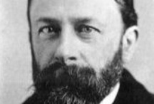 Albert Bierstadt / Albert Bierstadt was a German-American painter of the Hudson River School.  Best known for his lavish, sweeping views of the American west.  (1830-1902)