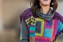 Crochet clothing / by Marina Van Rijswijk