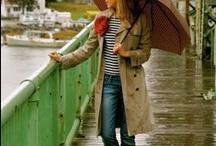 PNW Rainy Day Style / by Marysa