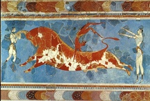 Minoan Crete / The Minoans were a Bronze Age civilisation that arose on the isle of Crete and flourished from approximately the 27th century BCE to 15th century BCE.