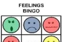 Feelings BINGO / by Pam Dyson
