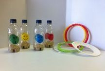 Make Your Own Ring Toss Game / by Pam Dyson