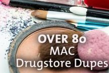BEAUTY//HAIR//MAKE-UP//NAILS / Beauty tips, beauty hacks and shortcuts, make-up dupes of expensive beauty products, easy hair styles and nail art.