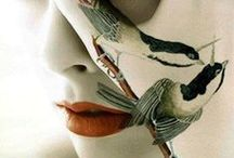 Face and Body Art / by Lavender Fields