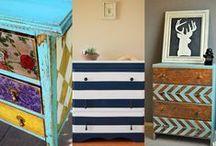 Furniture DIY / by Paige Preston