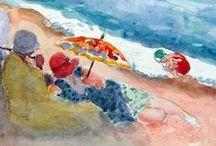 Art Beside the Sea