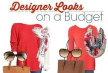 FASHION//STYLE / fashion, style and looking fab on a budget / by Lori @ More With Less Today