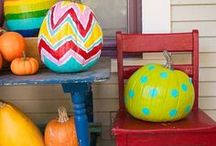 HOLIDAY//HALLOWEEN / Halloween Crafts & Decorations for a Little Holiday Fun