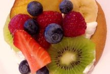 Let's Eat! - Fruit / This board is all about yummy fruit recipes - snacks, salads, side dishes & desserts!