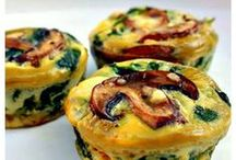 Breakfast Recipes / Healthy breakfast ideas for the person on the go!