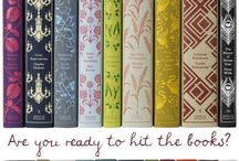 Book Club / Ideas for our book club
