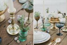 Centerpieces / Centerpieces can make or break a wedding!