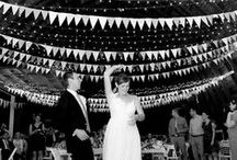 Garlands, Banners and more! / Banners make everything better on your wedding day!