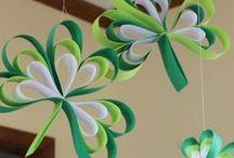 St Patrick's, Valentine's and Bastille Day