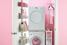 Home: Laundry, Utility and Mud Rooms / by Lottie Smith