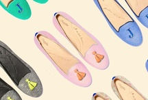 Style: Shoes shoes shoes / Shoe inspiration / by Lottie Smith