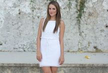 Style: The Little White Dress / by Lottie Smith