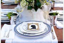 Celebrate: Table Settings / by Lottie Smith