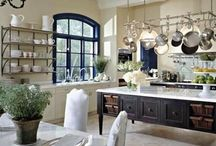 kitchens. / by Amy Plunkett