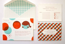 Cards, Invitations + Announcements