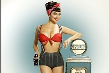 Pinups / To me these are beautiful art.
