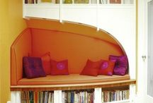 Book Nooks / by Author S.R. Johannes (Shelli)