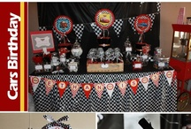 Kid Party Ideas / by Leticia Little