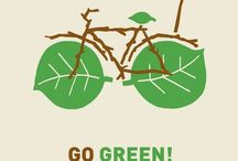 Going Green / by Author S.R. Johannes (Shelli)