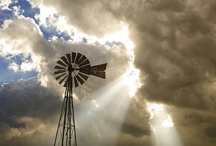 Windmills of my mind.... / by Gloria Erickson