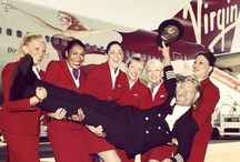 On the Ground  / Looking for a sneak peek into the behind-the-scenes at Virgin Atlantic? Then you've found the right place!  / by Virgin Atlantic