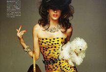 Style: Polka Dot Parade / #fashion #polkadot #spots / by Lottie Smith
