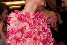 Style: Floral Fashion / #fashion #flowers #floral / by Lottie Smith