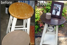 DIY: Home Decor / DIY furniture, painting, wallpaper, etc. / by Leticia Little