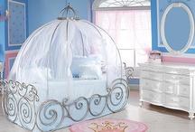 Kids Bedroom-Girl Room / by Leticia Little