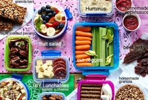 Kids Lunches / by Leticia Little