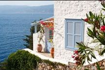 Home Paradise / Four corners of the house. My favorite section. My dream home.