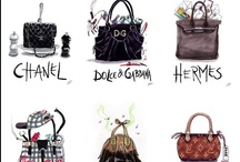 Bags &  / by Cristina Drumond
