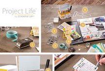 Scrapbooks/Project Life