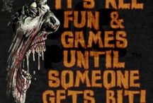 Zombie Apocalypse / by Author S.R. Johannes (Shelli)