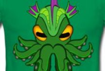Brawl of Cthulhu Game / James Farr & MindSmack Games partner to create the coolest game on iPad you can play. Brawl of Cthulhu