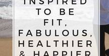 Fitspiration + Motivation / Be inspired to get fit or achieve your goals!