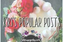 Kiki's Popular Posts / Popular Posts from Kikicuppycakes.com