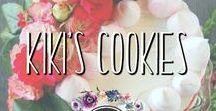 Kiki's Cookies / Recipes for cookies, bars, and more